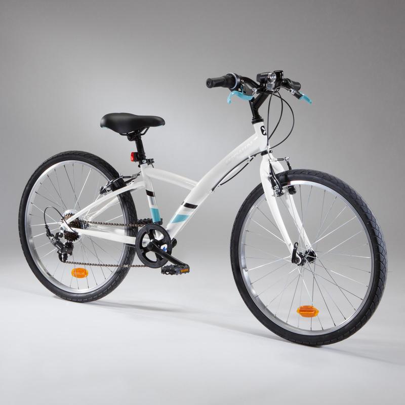 Original 100 Kids' Hybrid Bike 8-12 Years