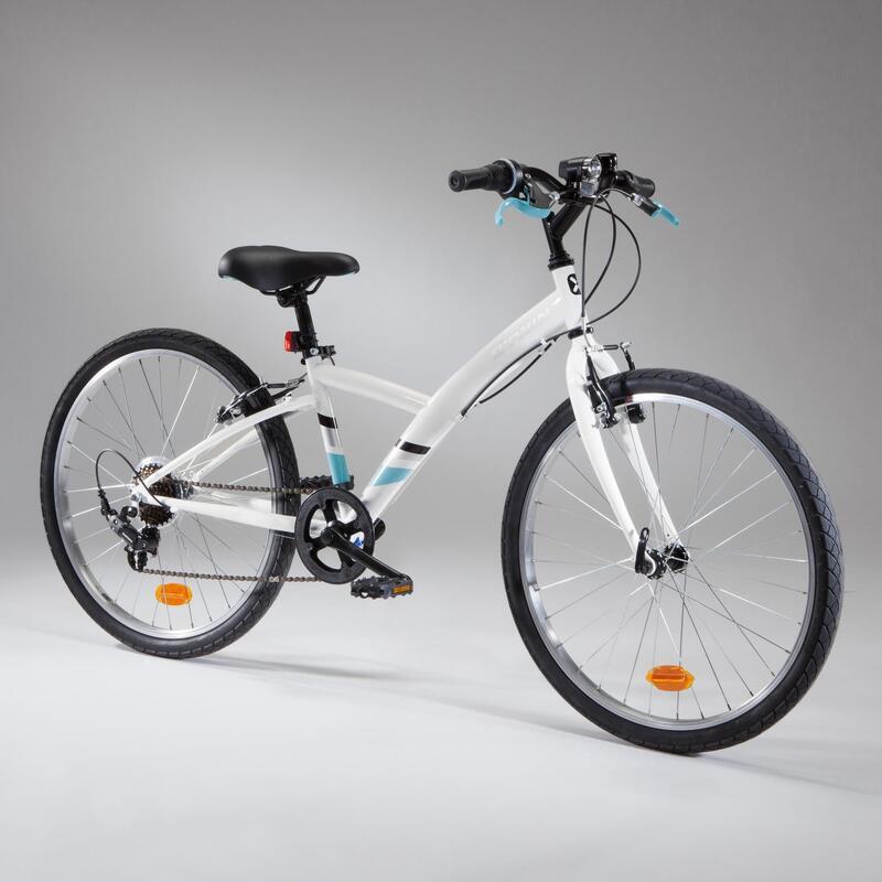 Çocuk Hibrit Bisiklet - 6 Vites - 24 Jant - ORIGINAL 100