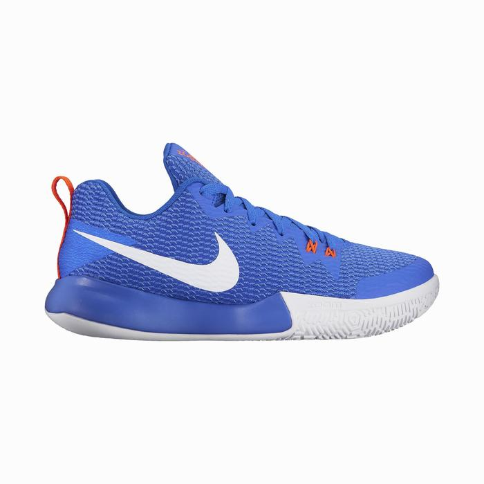 chaussure de basket NIKE ZOOM LIVE II BLEU adulte - 1341754