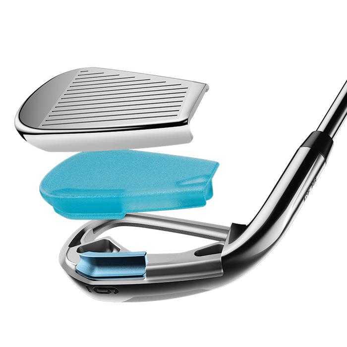 Set golf irons Rogue heren rechtshandig 5-PW grafiet regular - 1341757