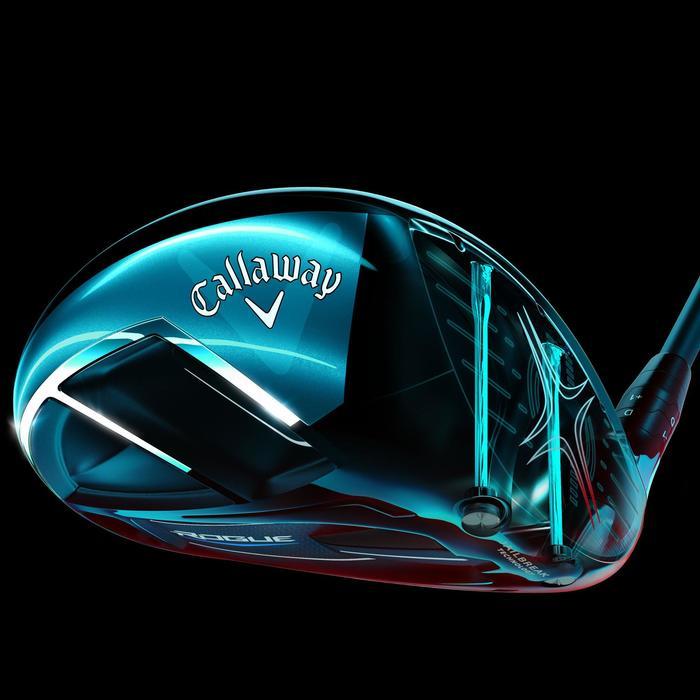 Golf driver voor heren rechtshandig 10.5° regular