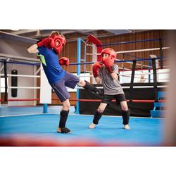 Hoofdbeschermer open gezicht voor boksen