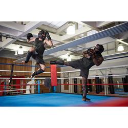 Scheen- en voetbeschermer Pro boksen training