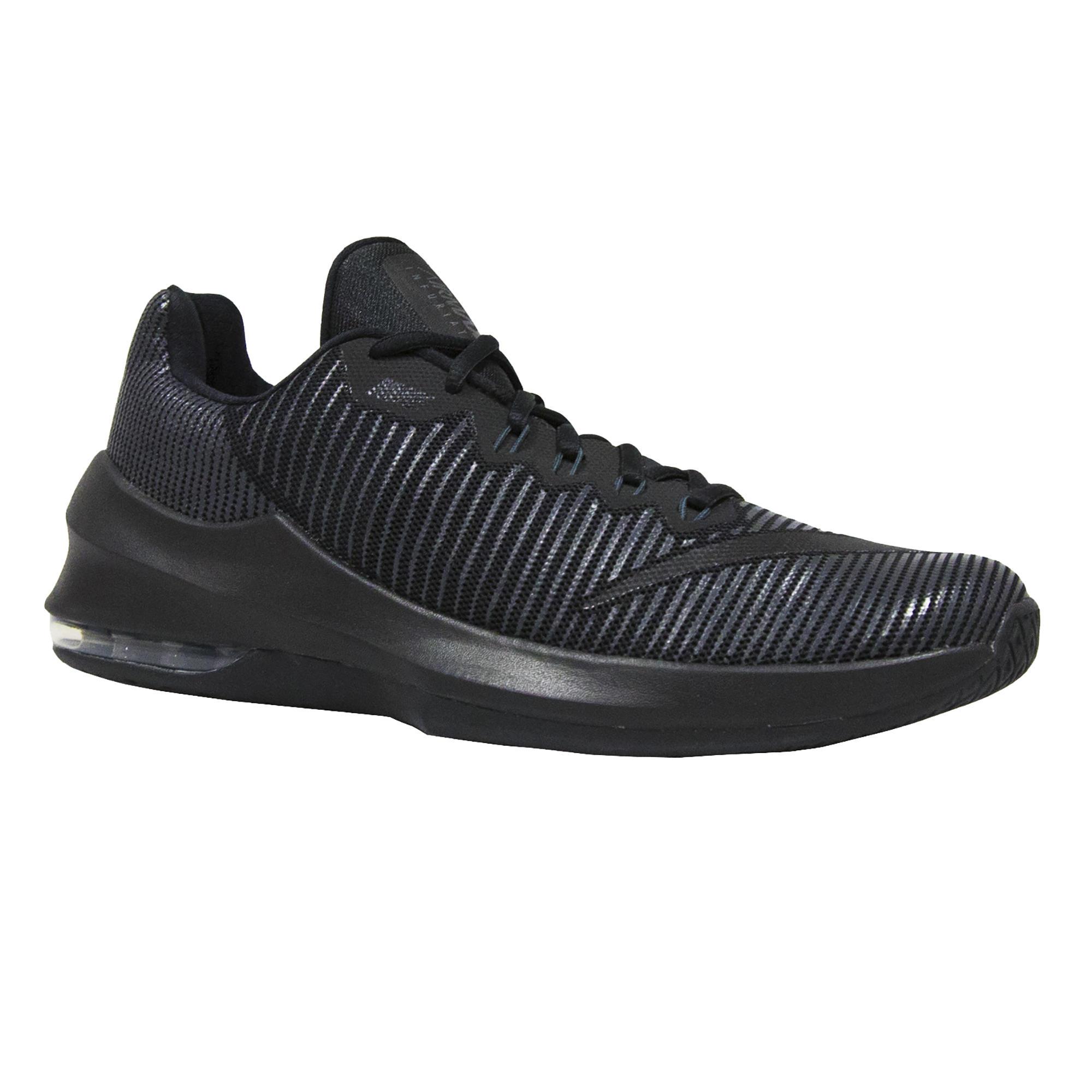 2408871 Nike Basketbalschoenen Nike Air Max Infuriate Mid