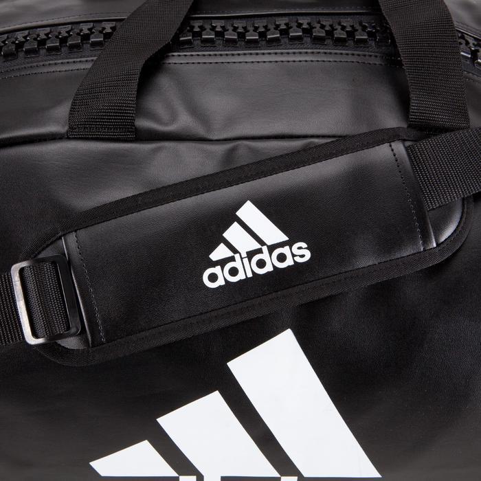 Sporttasche 65 l große Öffnung mit Reißverschluss