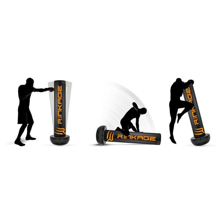 Standboxsack zum Training im Stehen und am Boden