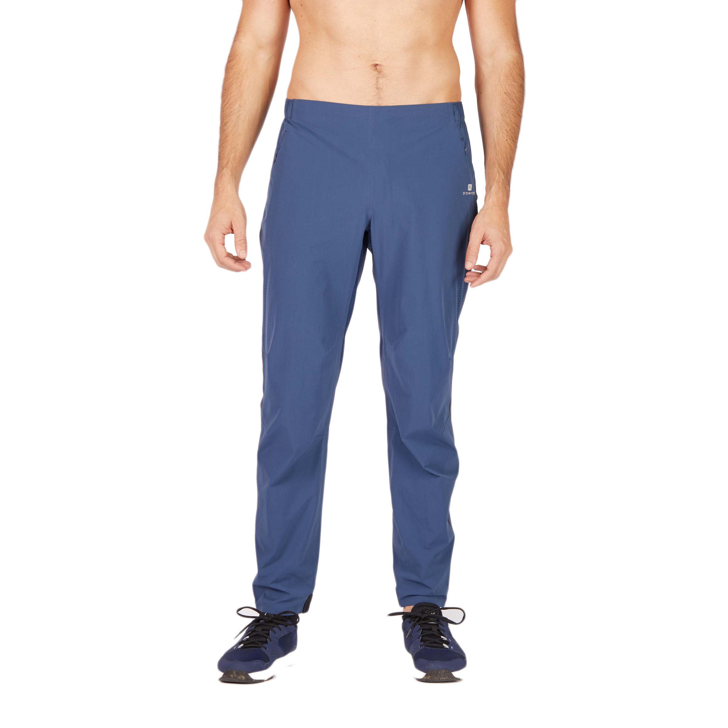 FPA900 Cardio Fitness Bottoms - Blue/Grey