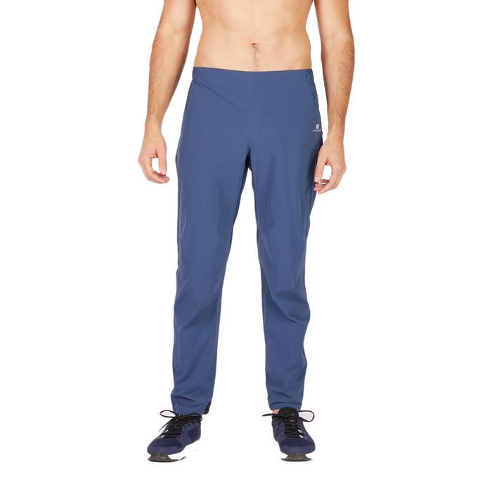 Pantalon fitness cardio homme noir FPA900 - 1342053