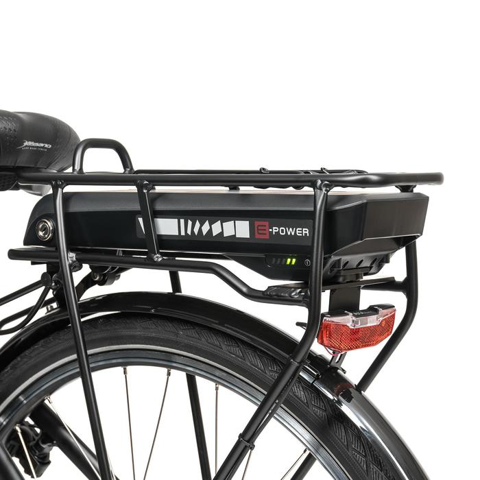 "E-Bike 28"" Riverside City Nexus 8 FL Active 400Wh"