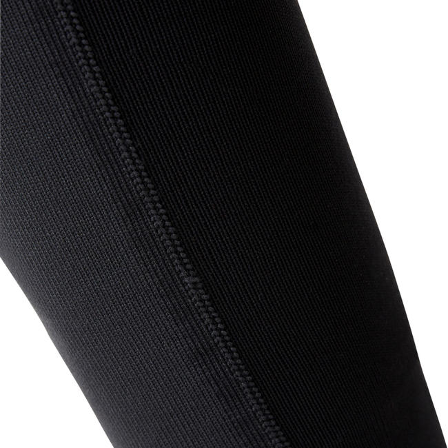 LONG ORIENTEERING SOCKS - BLACK