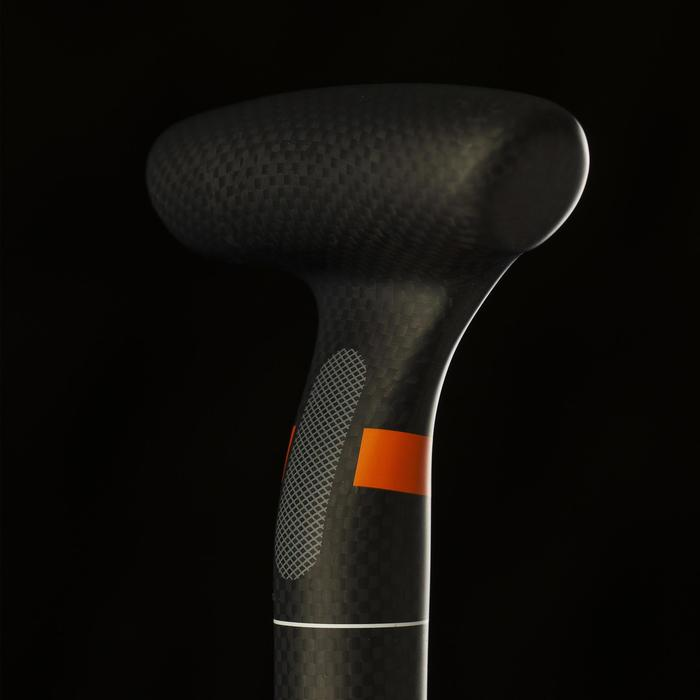 Demonteerbare en verstelbare sup-peddel 900 carbon 170-210 cm zwart - 1342386