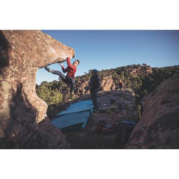 Crashpad voor klimmen Bigblocker 1,4m x1,1m turkoois