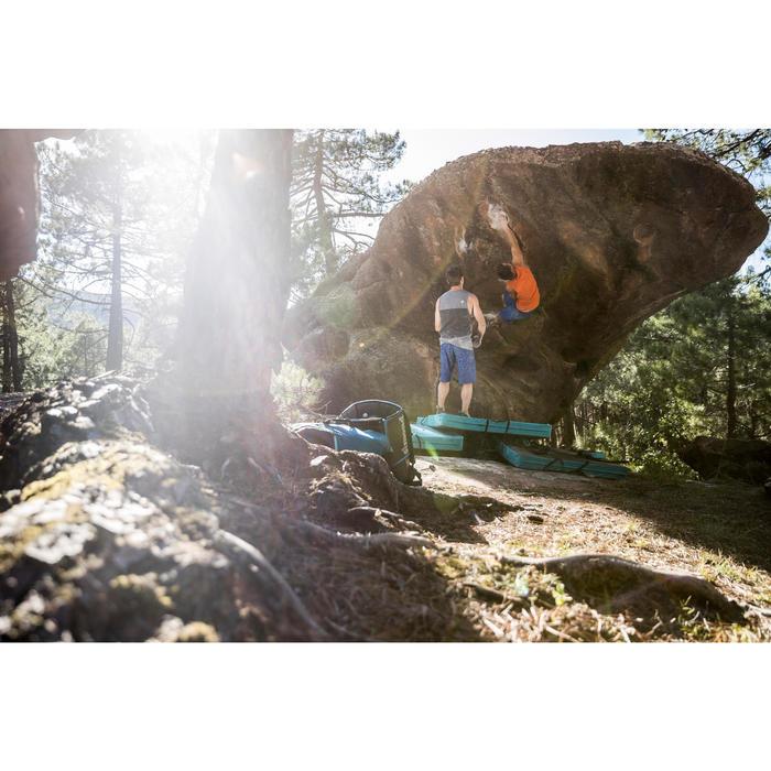 Kletter-Top Komfort Herren orange/mandarine