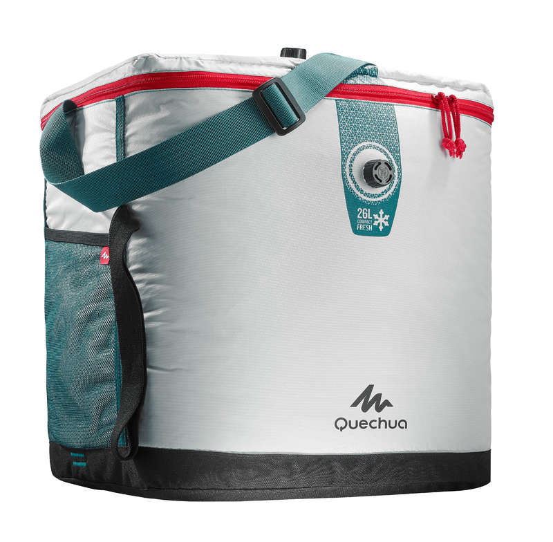 HIKING CAMP COOL BOXES - COOL BAG NH FRESH COMPACT 26L QUECHUA