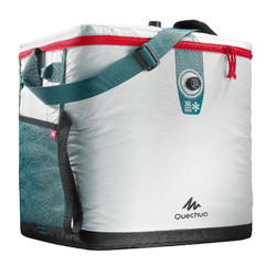 FRESH COMPACT CAMPING/WALKING ICE BOX 36 LITRES - WHITE