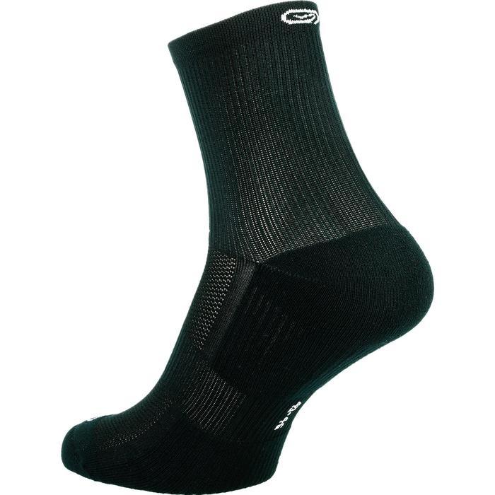 Chaussettes Athlétisme Enfant Confort Tige haute lot de 2 - 1342499
