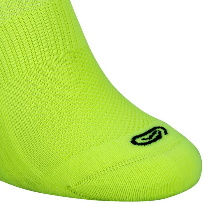 Chaussettes Athlétisme Enfant Confort Tige haute lot de 2 - 1342502