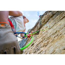 Cuerda de escalada CLIFF de 9,5 mm x 60 m verde