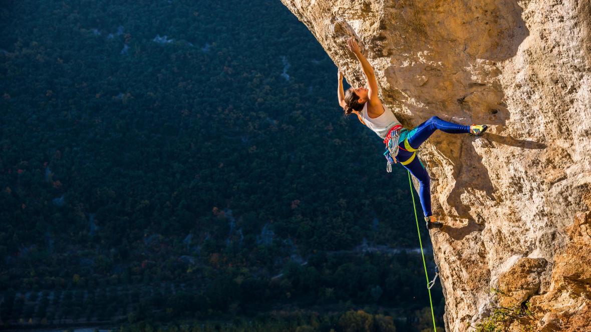 Entdecke das Klettern für dich