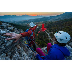 Dubbele sling voor klimmen en alpinisme La Vache double