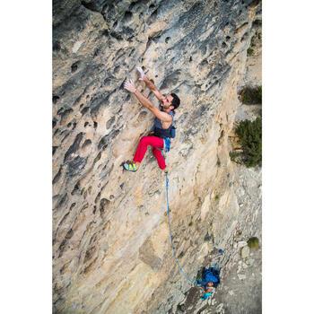 Kletter-Top Komfort Herren asphaltgrau/carbon