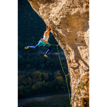Cuerda Escalada Simond Cliff Verde 9,5mm x 80m Simple