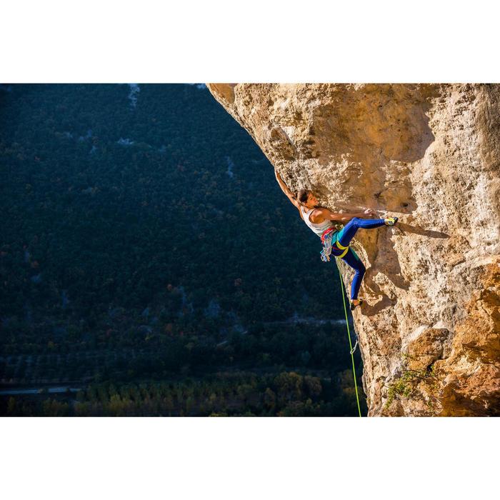 Klimtouw 9,5 mm x 80 m Cliff groen