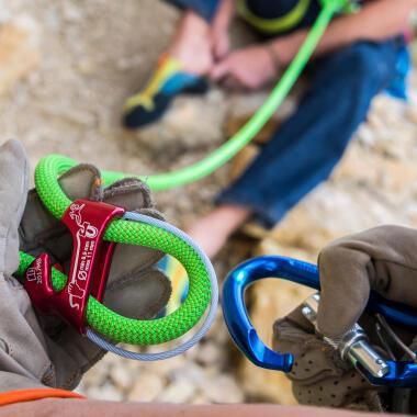 T5 Klettern - Das brauchst du für dein Geocaching Abenteuer