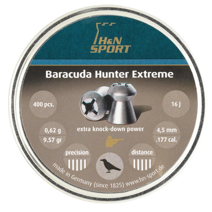 Loodjes Barracuda Hunter Extreme 4,5 mm en 0,62 gram x400