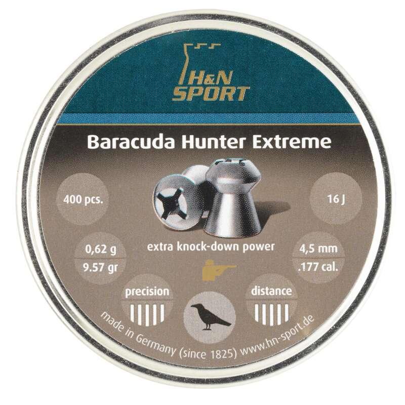 śrut / tarcze pneumatyczne Strzelectwo sportowe - Śrut BARRACUDA H EXTREM X 400 H.N - Strzelectwo sportowe