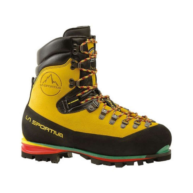 MOUNTAINEERING BOOTS Mountaineering - Nepal Top Extreme, Mountaineering Boots, Yellow LA SPORTIVA - Mountaineering