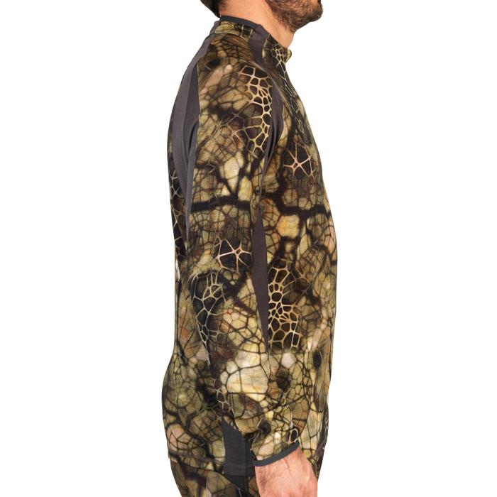 T-shirt Manches Longues Silencieux Respirant Merinos 900 Furtiv - 1342629
