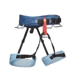 Klim- en alpinismegordel Momentum blauw voor dames