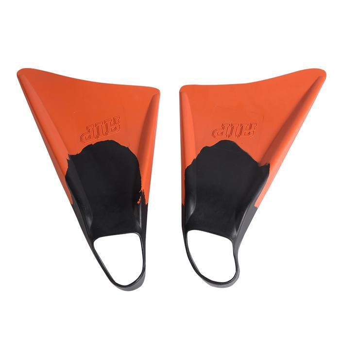 Palmes bodyboard asymétriques - 1342667