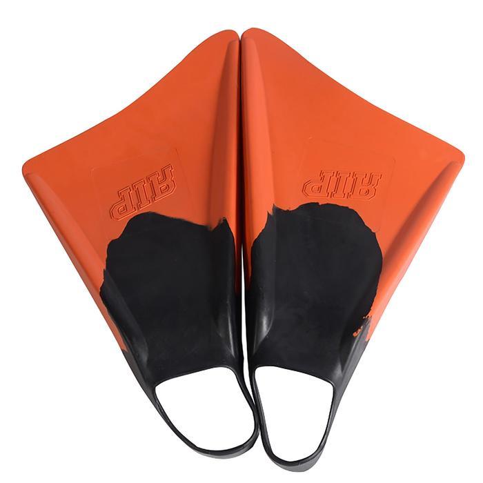Palmes bodyboard asymétriques