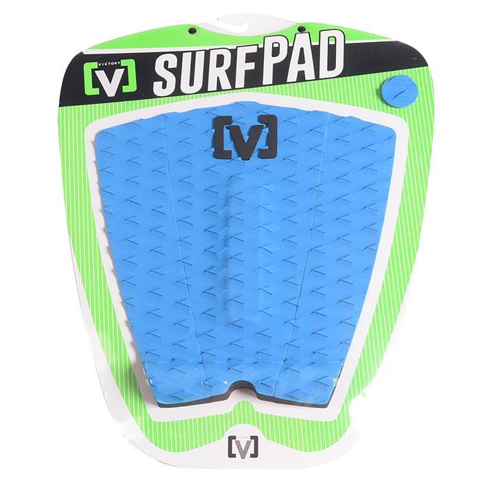 Surf-Pad für Rückfuß Blue Victory