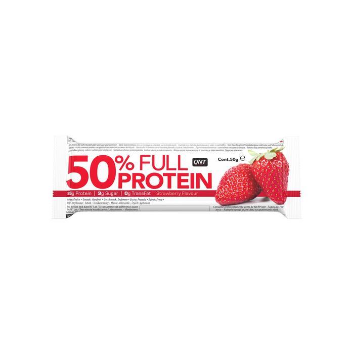 QNT 50% Protein Bar Strawberry - 1342692