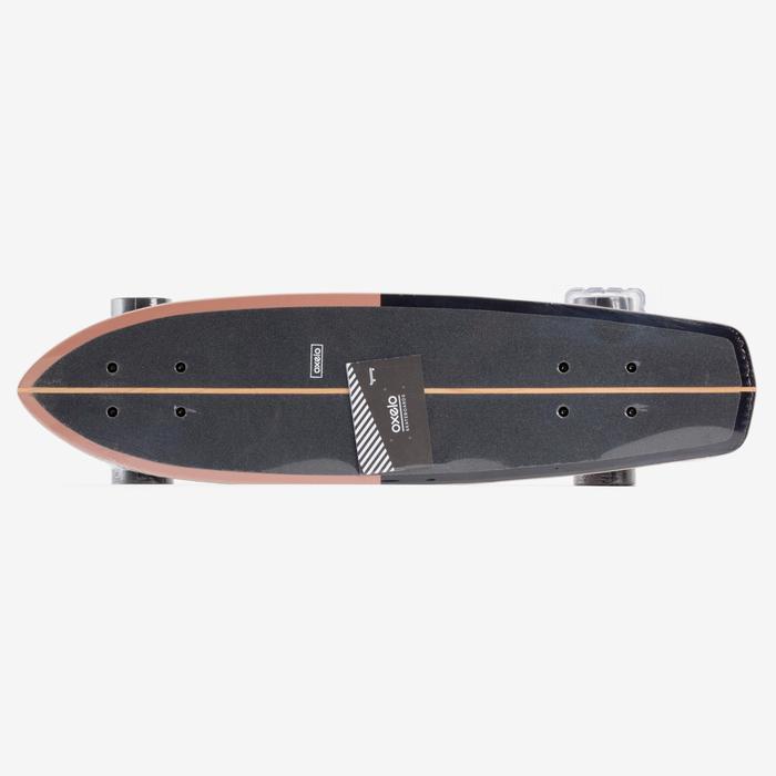 Cruiser Skateboard YAMBA BOIS Classic - 1342699