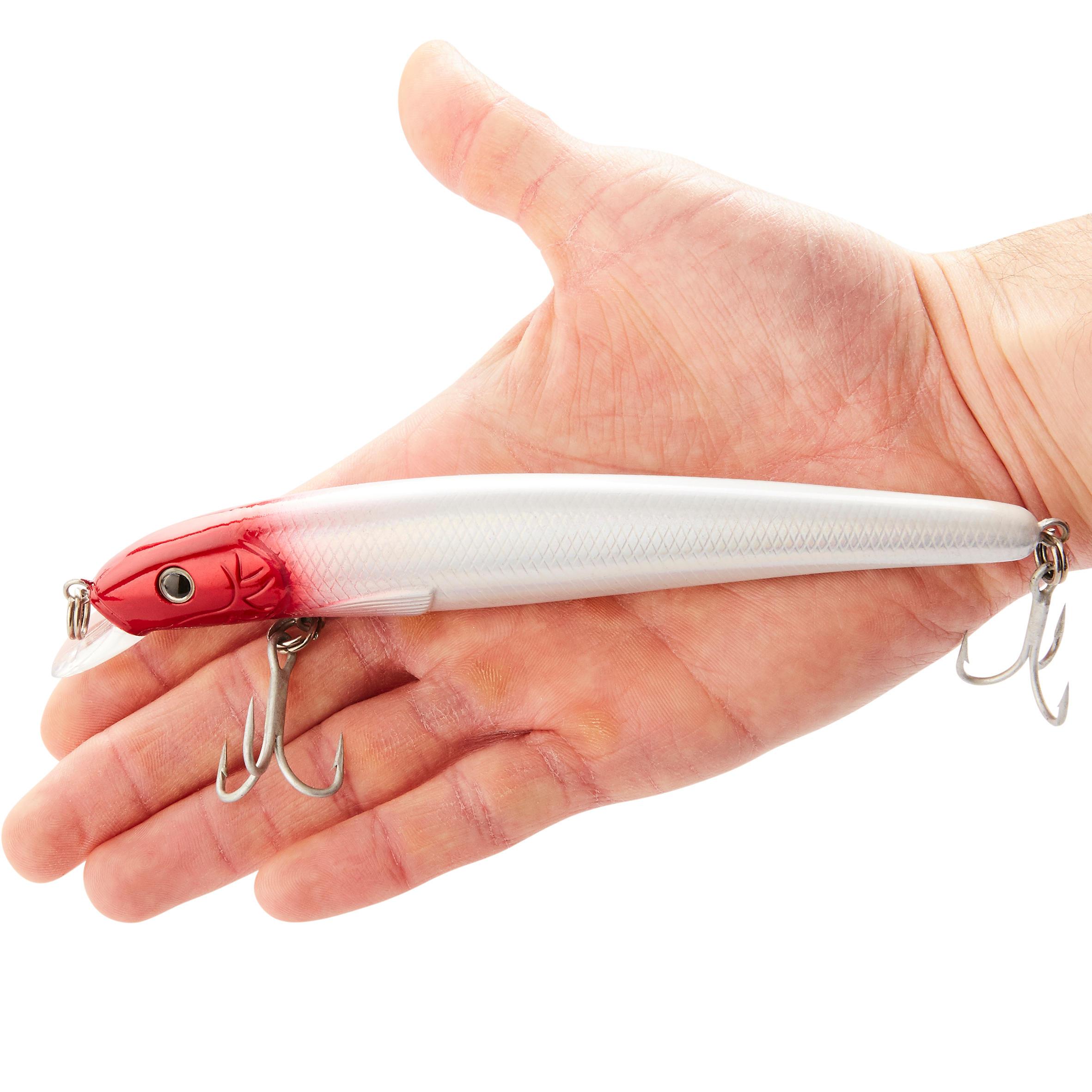 Kit poissons nageurs pêche à la traine