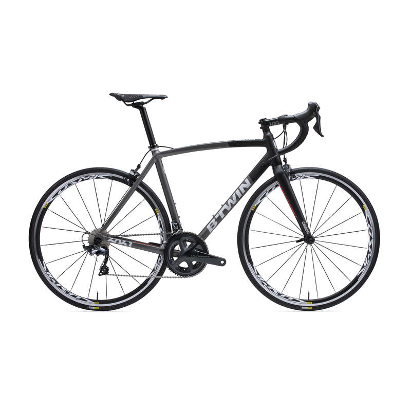 ROAD RACING BIKES - Ultra 920 AF Road Bike, Grey - Ultegra VAN RYSEL