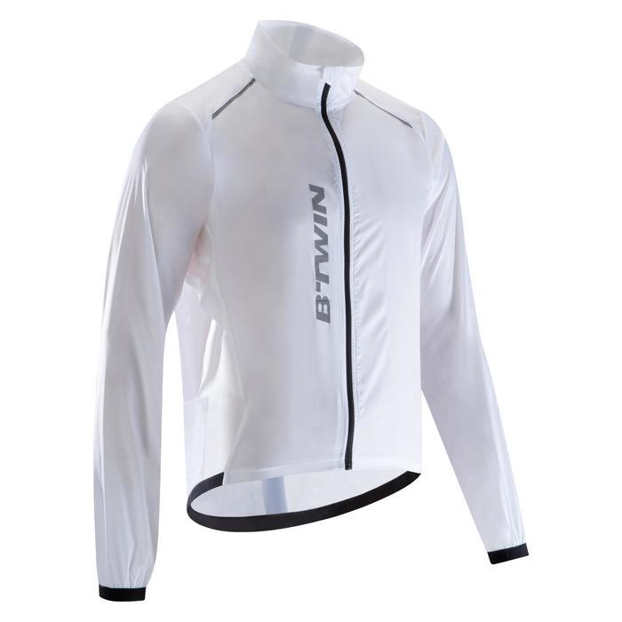 RoadR 500 Windbreaker White UV