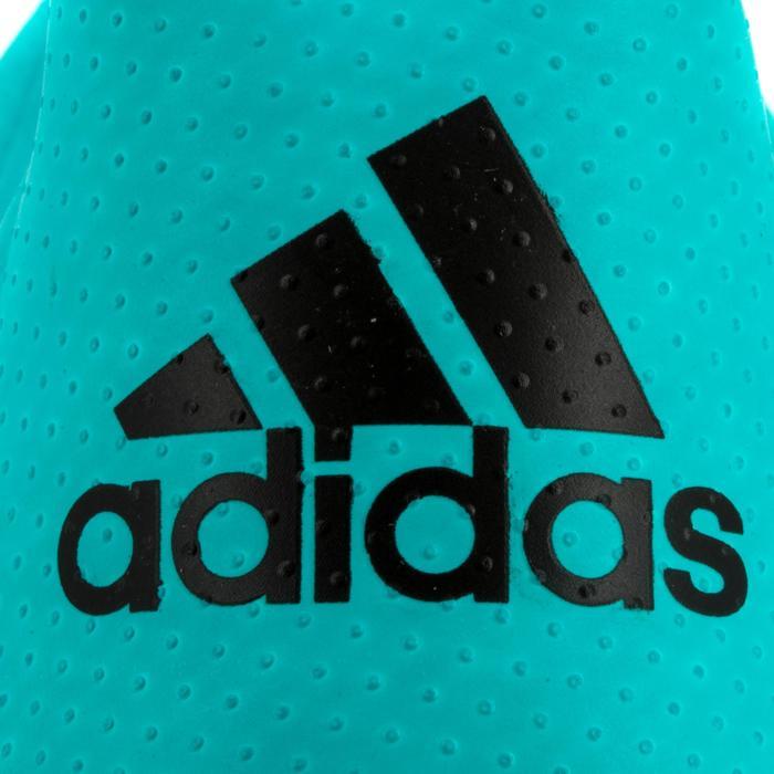 Rugbyschoenen voor volwassenen 8 noppen Adidas Kakari SG zwart/groen