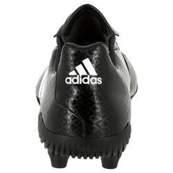 Rugbyschoenen voor drassig terrein volwassenen Rumble zwart