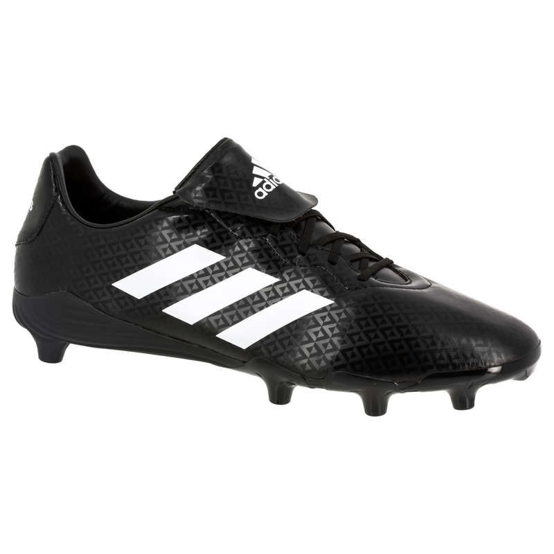 BOOTS RUGBY DRY PITCH MEN Rugby - Rumble - Black ADIDAS - Rugby