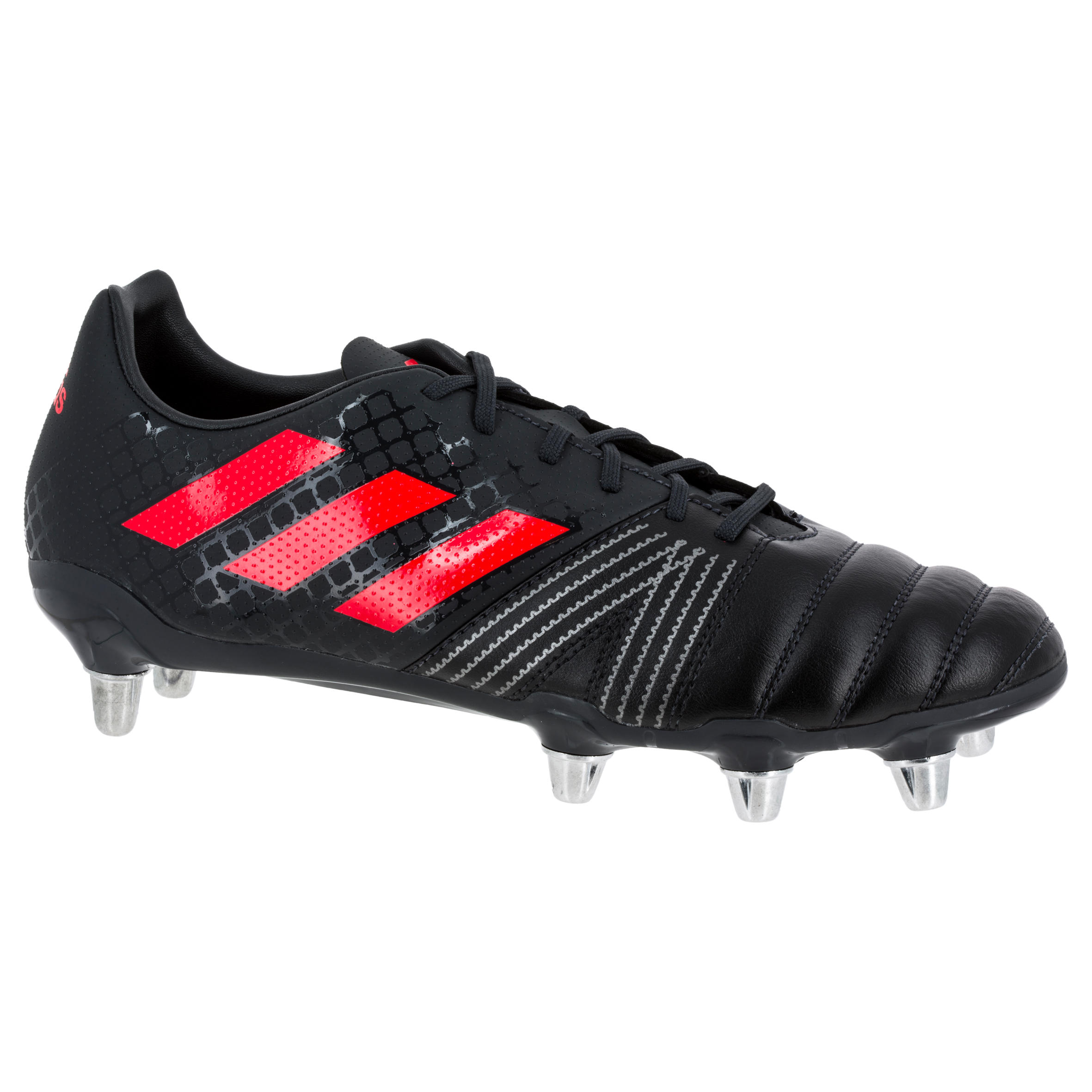 Rugby 8 Kakari Chaussures Crampons Grisrouge Adidas Adulte De Sg wvnmN80O