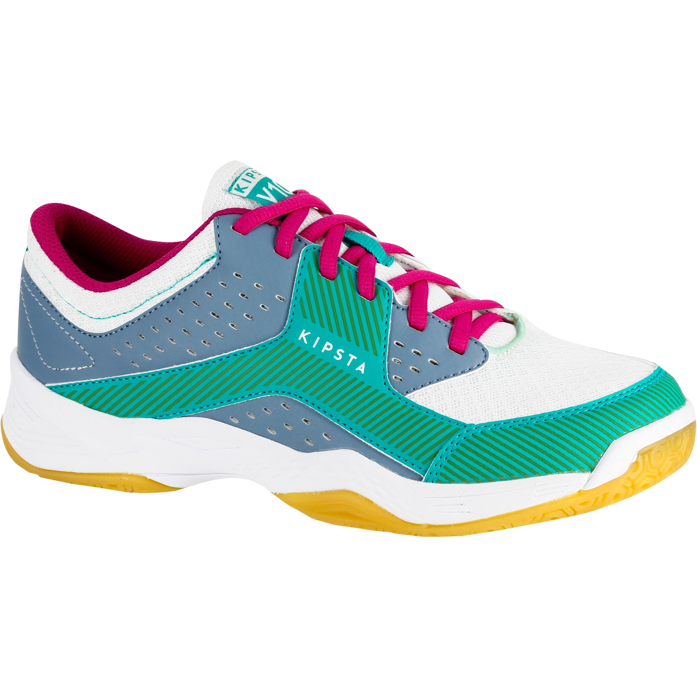 2413661 Kipsta Volleybalschoenen V100 voor volwassenen