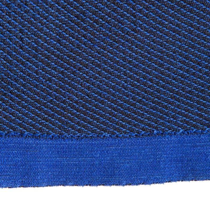 Tee-Shirt seamless manches longues en laine FEMME - ALPINISM Bleu