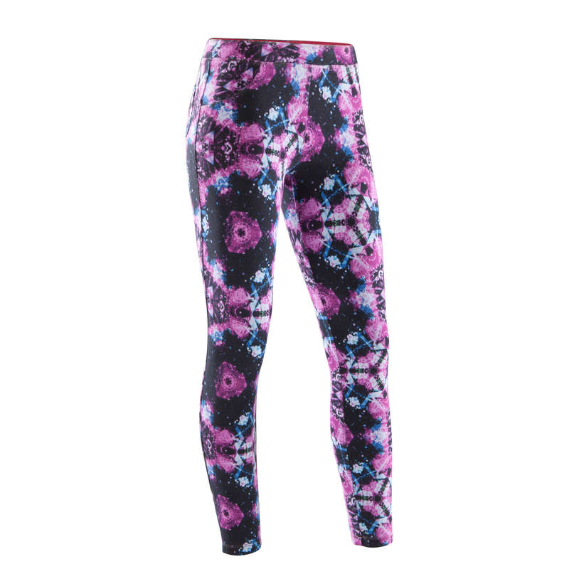 URBAN DANCE, HIP HOP MEN, WOMEN APPAREL Street Dance and Urban Dance - Women's Fitness Dance Leggings DOMYOS - Sports