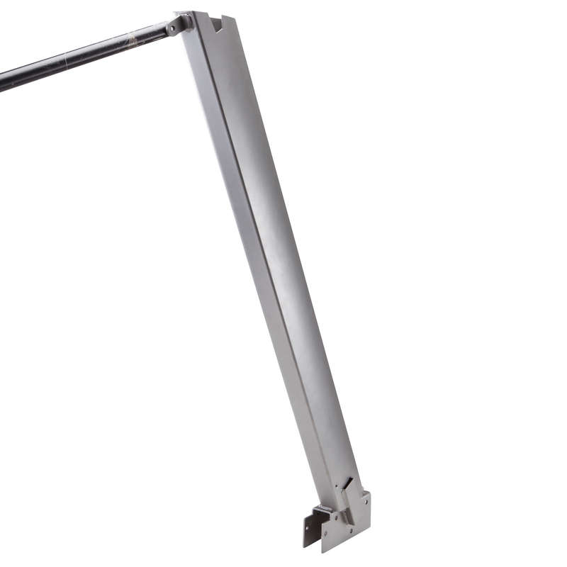 STRUCTURE METAL TREADMILL Fitness and Gym - T990A Left Upright WORKSHOP - Gym Equipment Repair