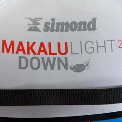 Sac de couchage MAKALU II Light taille L